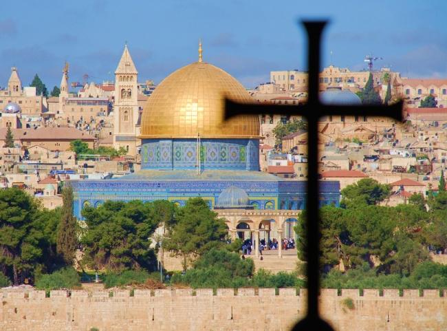 Estambul, Israel y Jordania