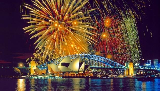 Año Nuevo en Sydney