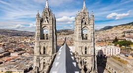Quito, Galapagos y Guayaquil