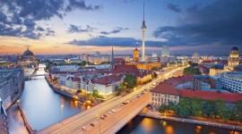 Berlin, Praga, Viena - hasta Marzo