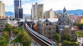 Bogota, Cafe y Flores - hasta noviembre