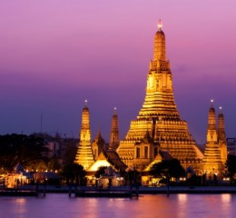 Tailandia - Bangkok - Chiang Mai y Phuket- 13 Enero 2017