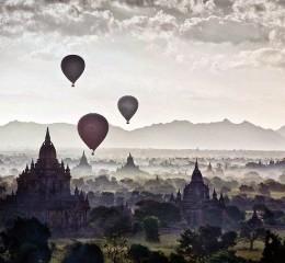 LEYENDAS DE MYANMAR