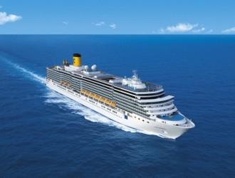 10 Noches por EEUU, Bahamas, República Dominicana, Jamaica, Caiman, Honduras, Mexico a bordo del Costa Deliziosa