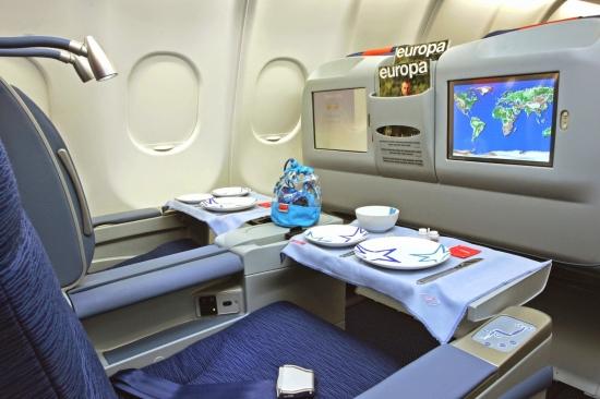 Air Europa se alía con Panasonic