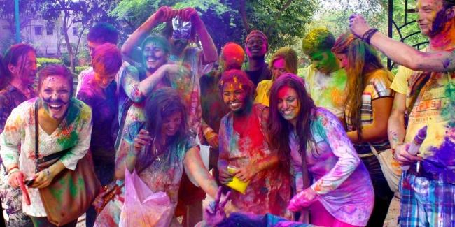 Magia de India - Con Festival Holi