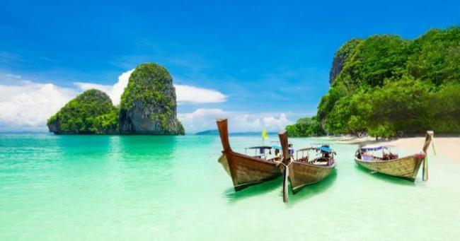 Tailandia y Dubái