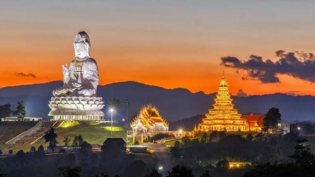 Singles de viajes Tailandia y Dubái