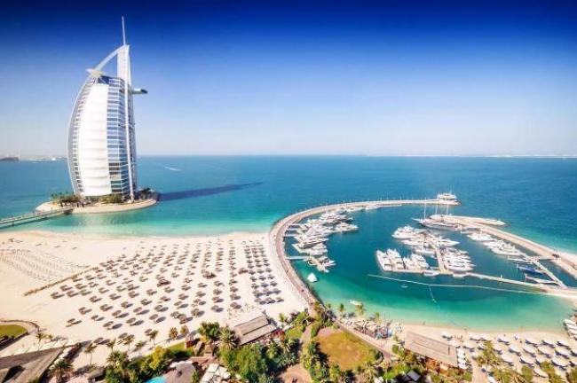 Dubái y Ras Al Khaima