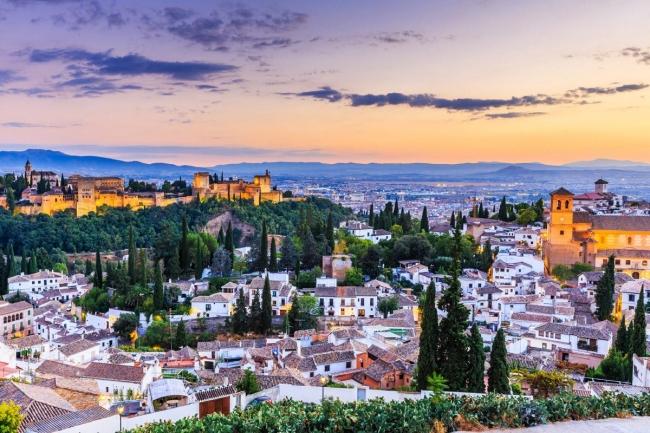 Andalucía, Marruecos y Portugal con Madrid