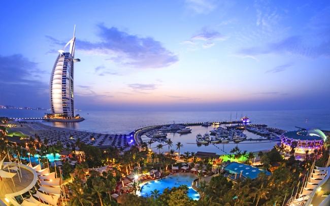 Dubái - Año Nuevo 2019