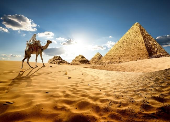 Egipto & crucero con Dubái