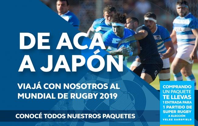 Mundial de Rugby 2019 - Japón - RWC 2019