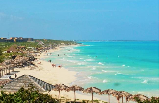 Cuba: Cayo Santa Maria y Varadero