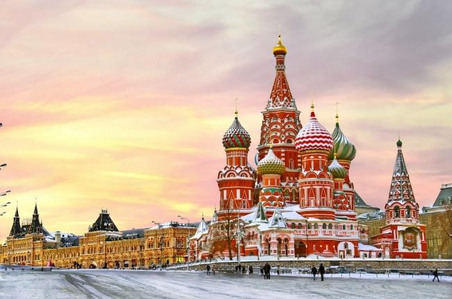 Lo Mejor de Rusia con Dubái