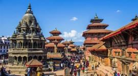 India con Festival de Colores Holi y Nepal