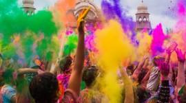 India & Festival Holi